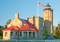 Old Mackinaw Point Lighthouse