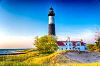 Big Au Sable Point Lighthouse